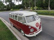 1969 Volkswagen Deluxe Bus Sunroof Skylight 23